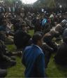 اصفهان.تکمیلی عکس هایی از تجمع اعتراضی کشاورزان ۹۷۰۱۲۱ 1