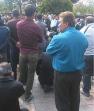 اصفهان.تکمیلی عکس هایی از تجمع اعتراضی کشاورزان ۹۷۰۱۲۱ 2