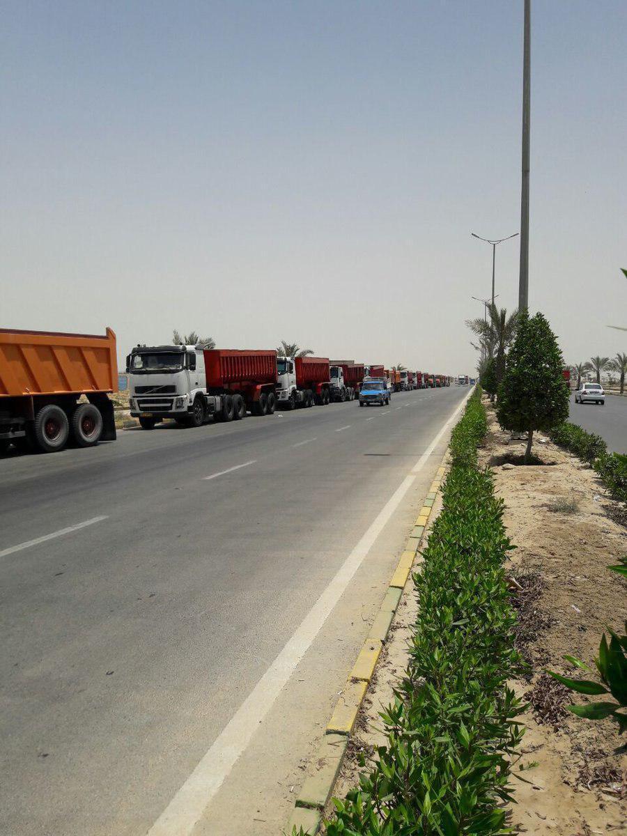 bushehr_truck_drivers
