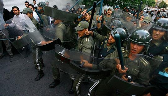 Repressive-regime-forces-in-Iran
