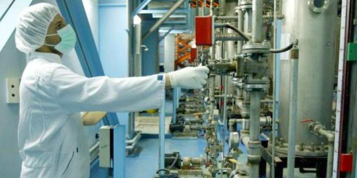 Iran-Uranium-Enrichment-Plant-Isfahan