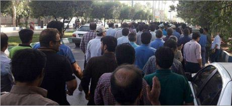 wednesday_protest_of_ahwaz_steel_workers